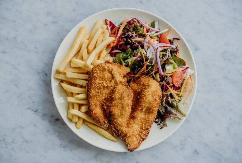 Wednesday – $15 Schnitzel Night